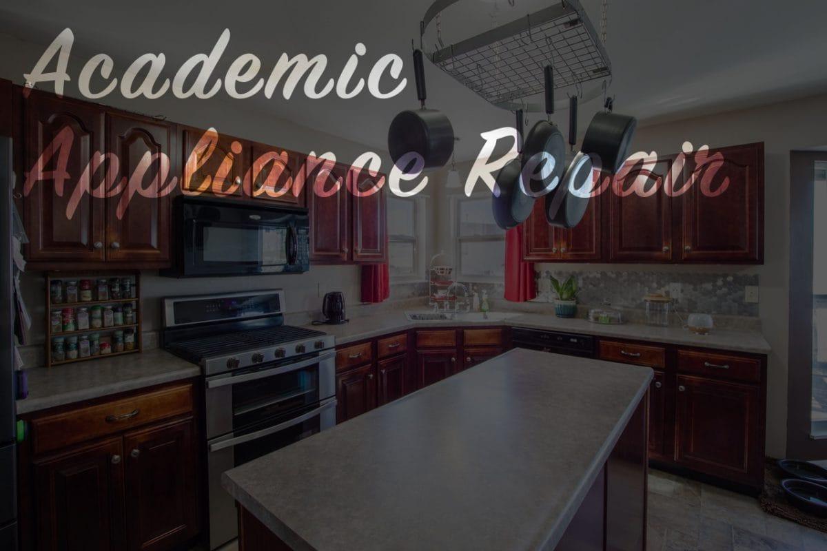 GE appliance repair, refrigerators repair   Academic Appliance Repair