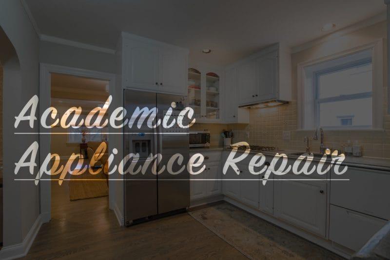 appliance repair, refrigerator repair, dryer repair, | Academic Appliance Repair Service