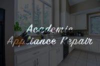 Maytag dishwasher repair, appliance repair service | Academic Appliance Repair Service