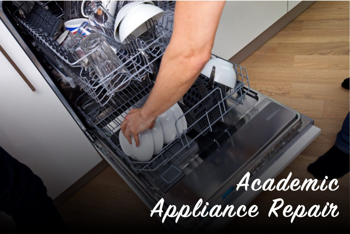 5 Tips to Fix a Dishwasher That Leaves Dirty Dishes   Academic Appliance Repair