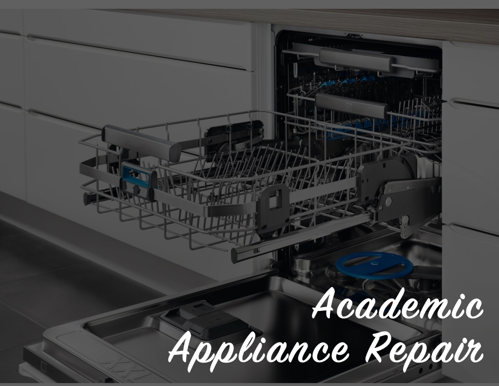5 Tips to Repair a Dishwasher That Isn't Cleaning Your Dishes | Academic Appliance Repair