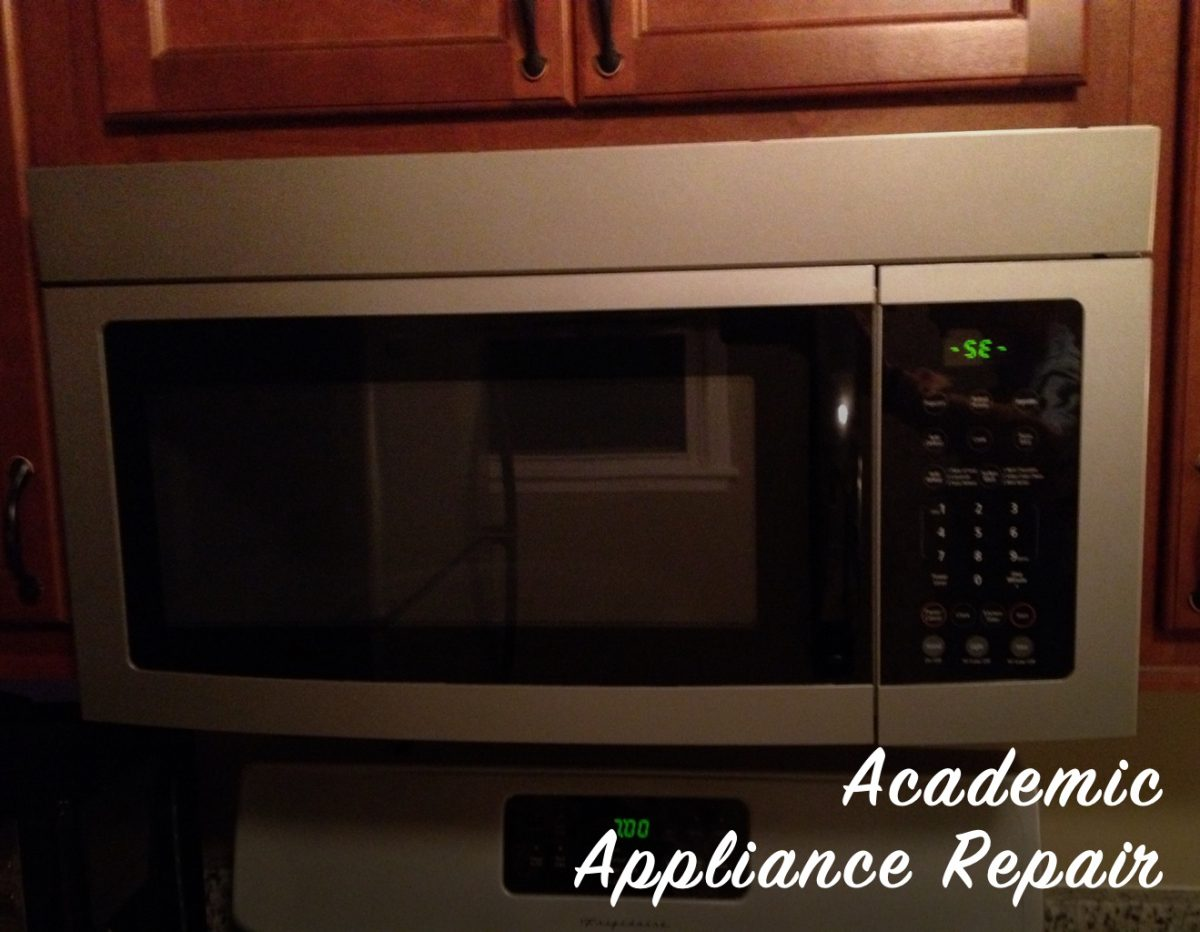 How to Repair Your Microwave | Academic Appliance Repair