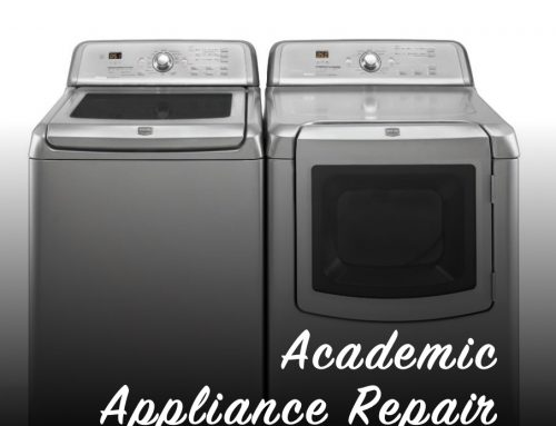 Repairing Maytag Bravos Washer Issues and Repairs