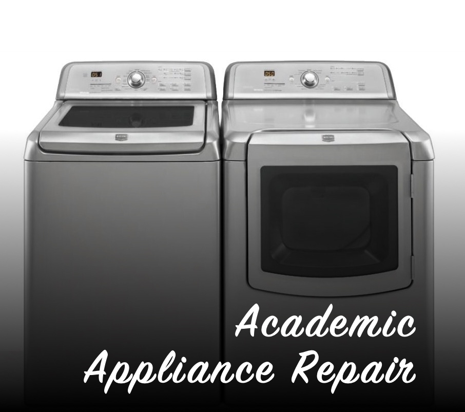Repairing Maytag Bravos Washer Issues and Repairs | Academic Appliance Repair