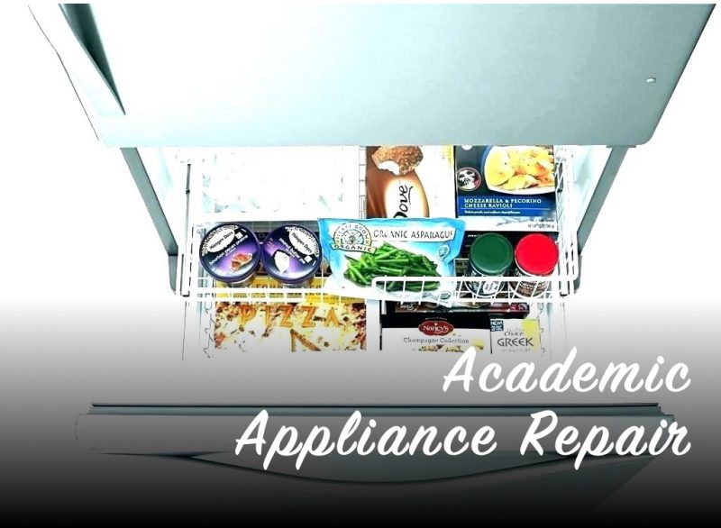 What to do when your Refrigerator Will Not Cool | Academic Appliance Repair