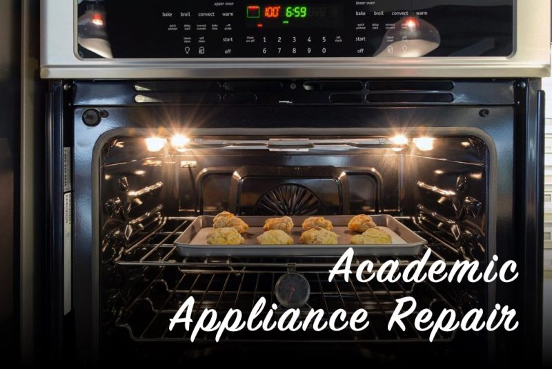 7 Typical Oven Problems and How to Repair Them | Academic Appliance Repair