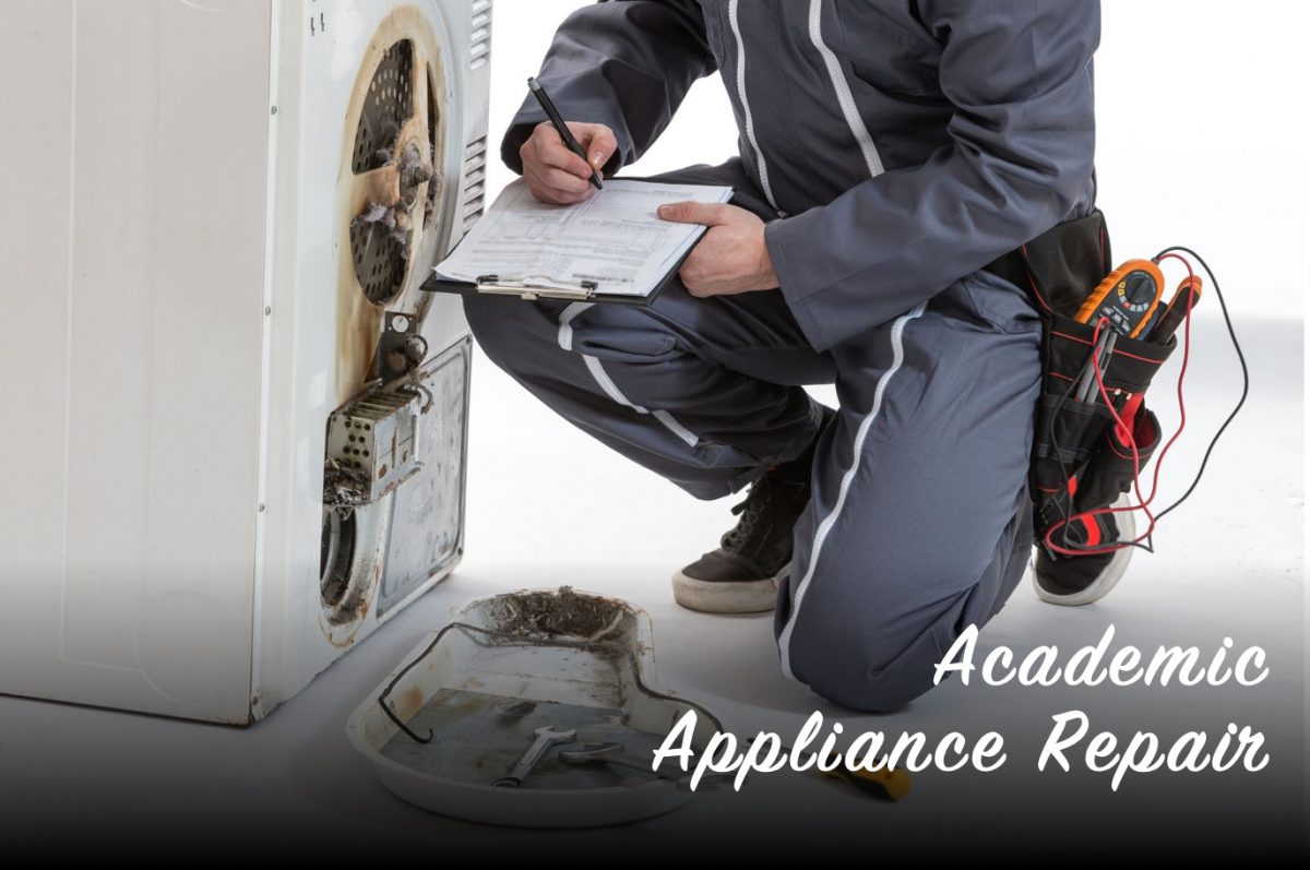 Appliance Repair and Service Tips | Academic Appliance Repair
