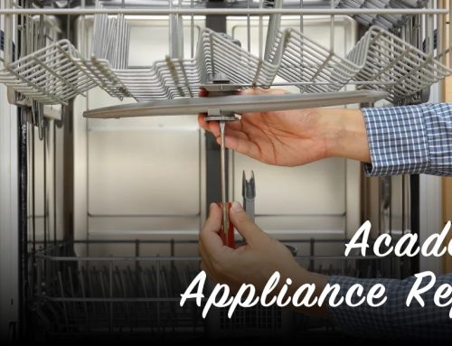 Do It Yourself Dishwasher Repair Tips