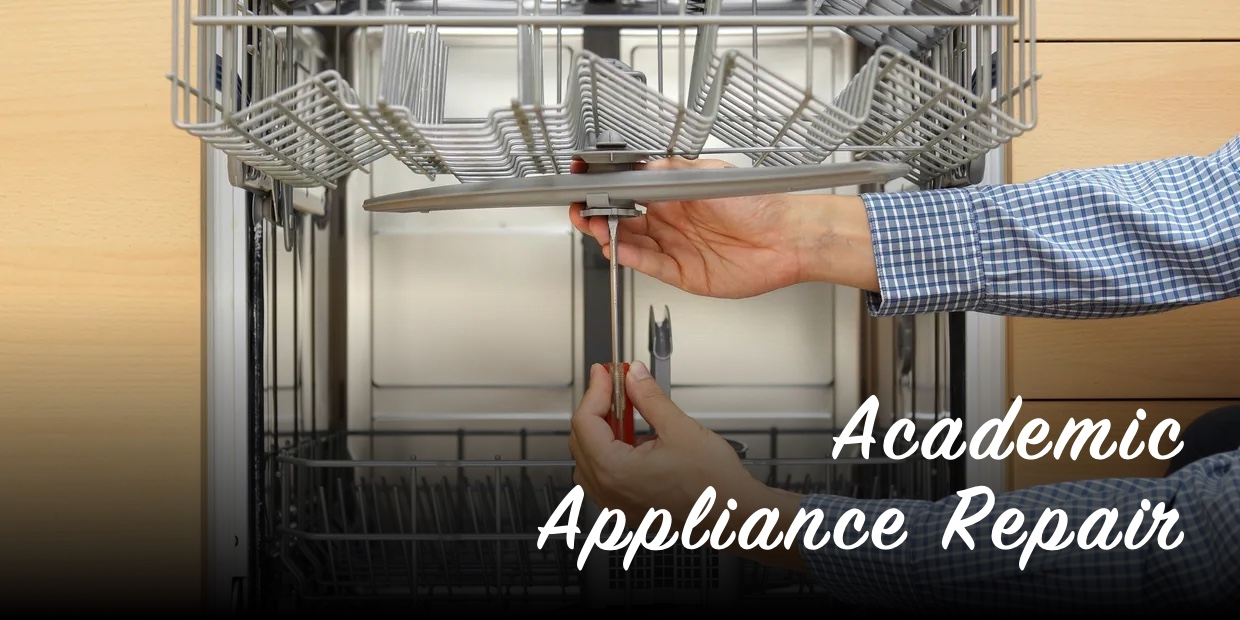 Do It Yourself Dishwasher Repair Tips | Academic Appliance Repair