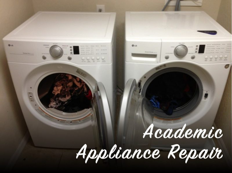 How to Deal With 10 Typical Washer and Dryer Repair Issues | Academic Appliance Repair