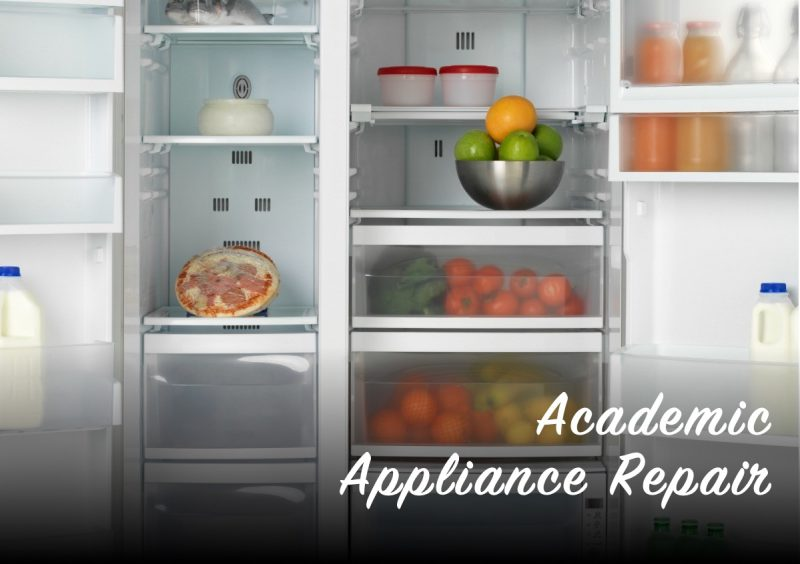 Refrigerator Not Cooling: How to Repair Refrigerator Issues | Academic Appliance Repair
