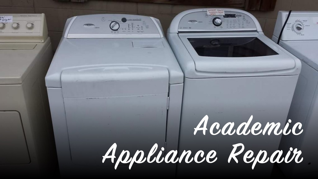 Whirlpool Cabrio not Working. Cabrio Washer Repair | Academic Appliance Repair