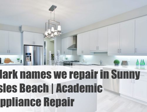 Mark names we repair in Sunny Isles Beach